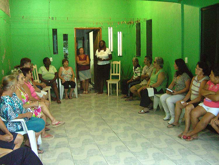 Reunião de Moradores da Rua Bertha Mete (Salto do Norte)