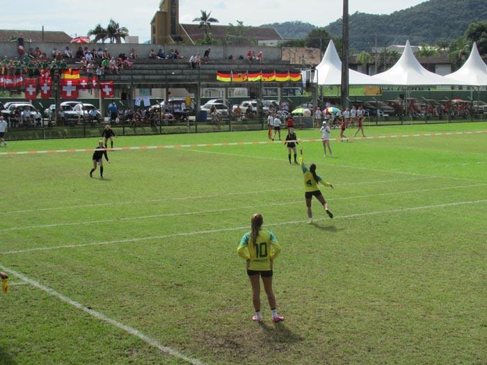 Seleção masculina disputa a semifinal contra a Áustria