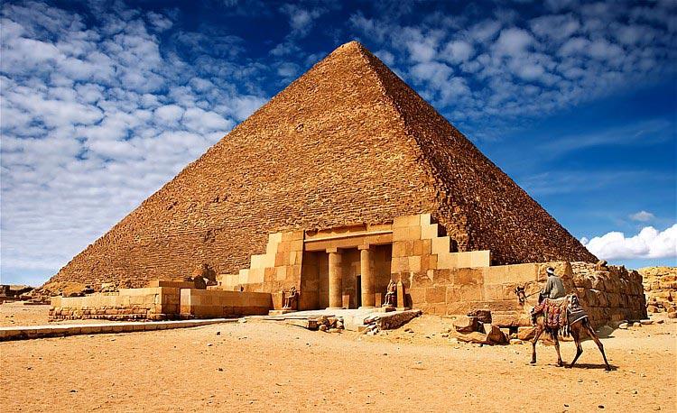 Egito-Piramides