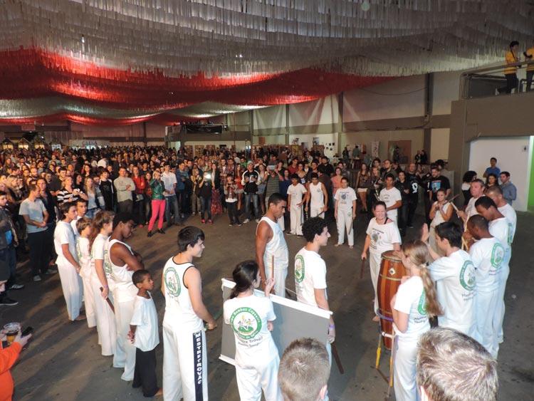 Grupo Bombas Capoeira Magia da Bahia