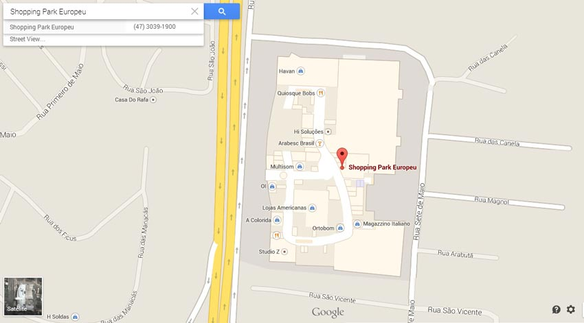 Shopping-Park-Europeu-Google