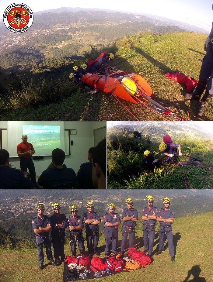 bombeiros-Blumenau-treinamento-Morro-Azul