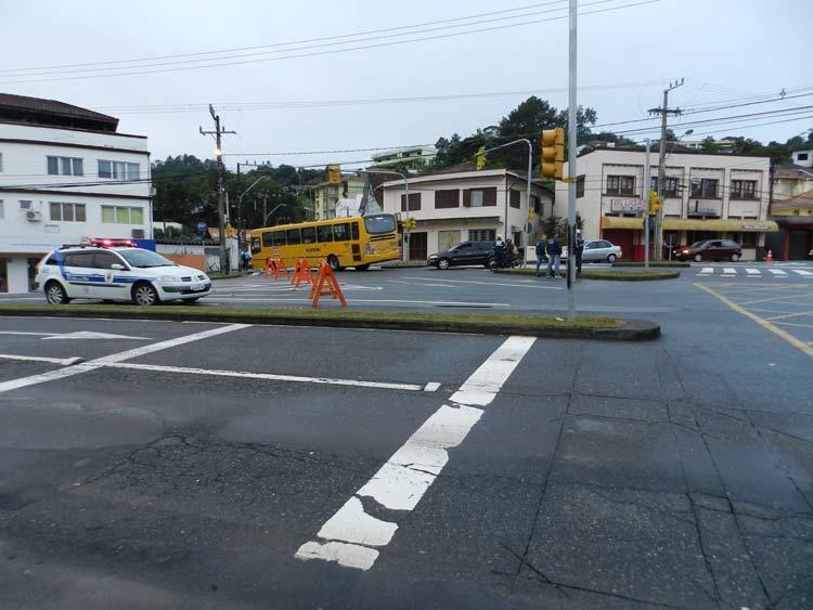 Rua 7 de Setembro, trevo das Ruas João Pessoa e Paraíba - Foto: Soni Robinson Witte