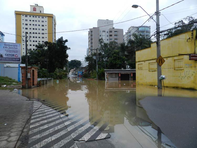 Rua Paraíba - Foto: Soni Robinson Witte