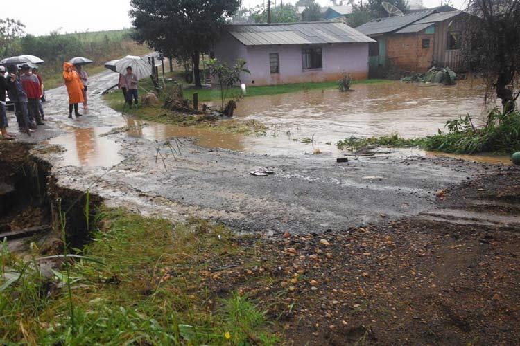 Foto: Defesa Civil de Mafra