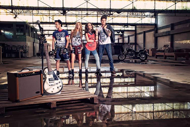 A terceira coleção da Pepsi deve chegar a 75 mil itens vendidos   Imagem: Actonove Fashion Photography