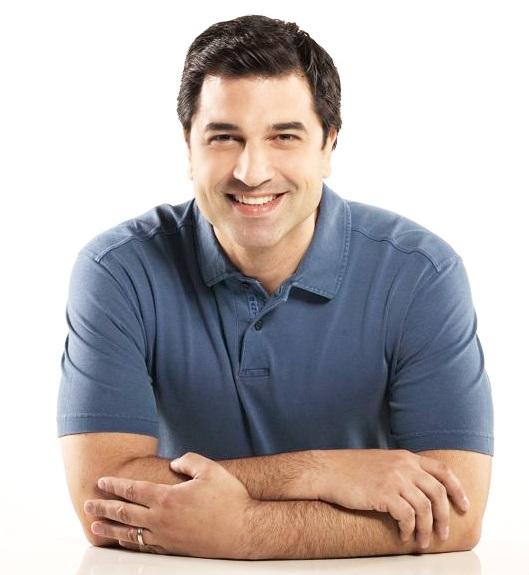 Edu Guedes - apresentador do Programa Hoje em Dia, da TV Record