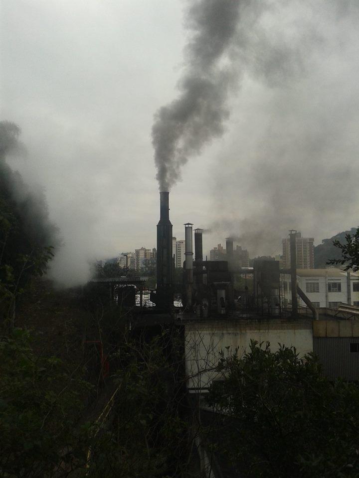 Sulfabril-fumaça-preta