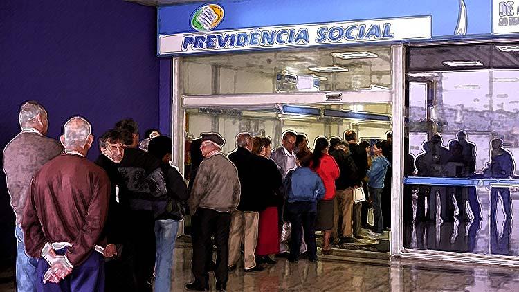 previdencia-social-fila-aposentados