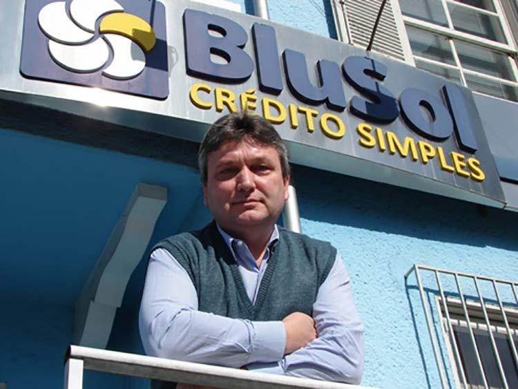 Ido Steiner, presidente da BluSol e empresário