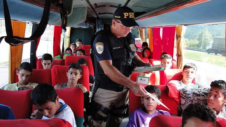 Foto: Polícia Rodoviária Federal de Palhoça
