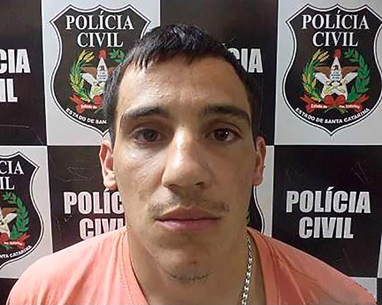 """Rafael da Silva, de 30 anos, conhecido com """"Batman"""""""