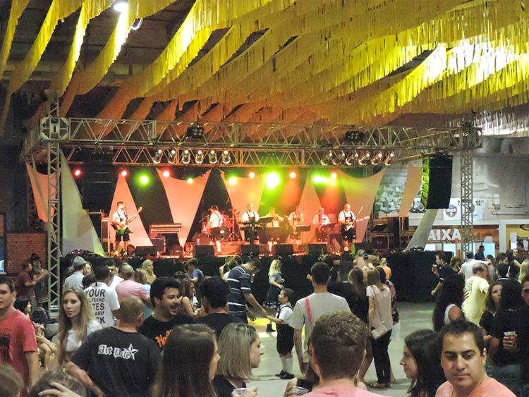 Adler's Band   Setor 1 22h30min