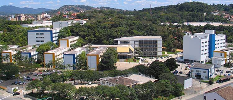 Furb Campus 1 | Divulgação