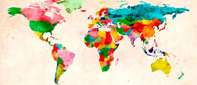 Mapa-mundo-colorido