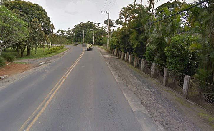 Local indicado pelo Seterb   Google Maps (Street View)   Janeiro 2014