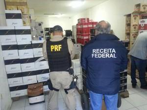 Foto: Polícia Rodoviária Federal   Divulgação