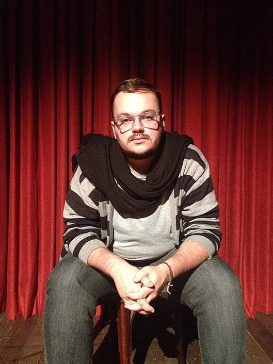 Consultor de cultura Jorge Gumz | Crédito Jéssica Pinheiro