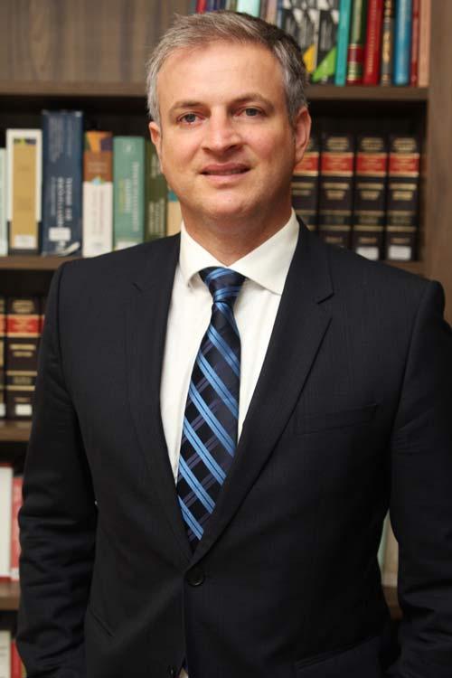 Advogado especialista em Direito Tributário, Marco Aurélio Poffo, do BPHG Advogados de Blumenau (SC) | Foto: Fernanda Rodriguez