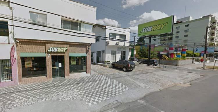 Google Maps (Street View)   Janeiro 2014