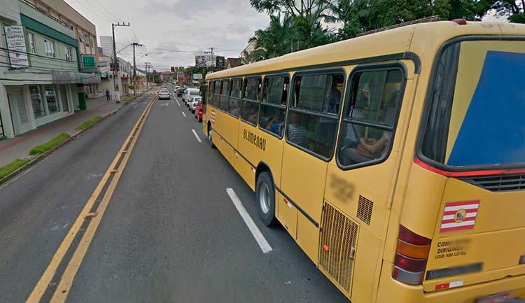 Rua Dois de Setembro | Google Maps (Street View) | Janeiro 2014