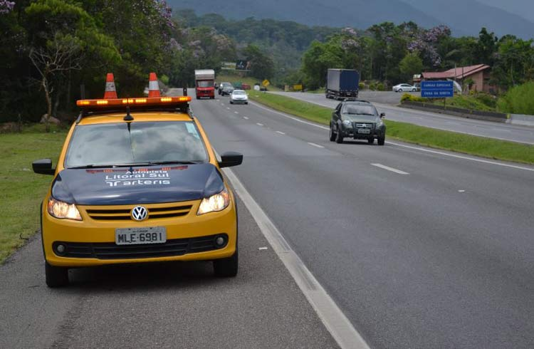 Foto: Autopista Litoral Sul / Divulgação
