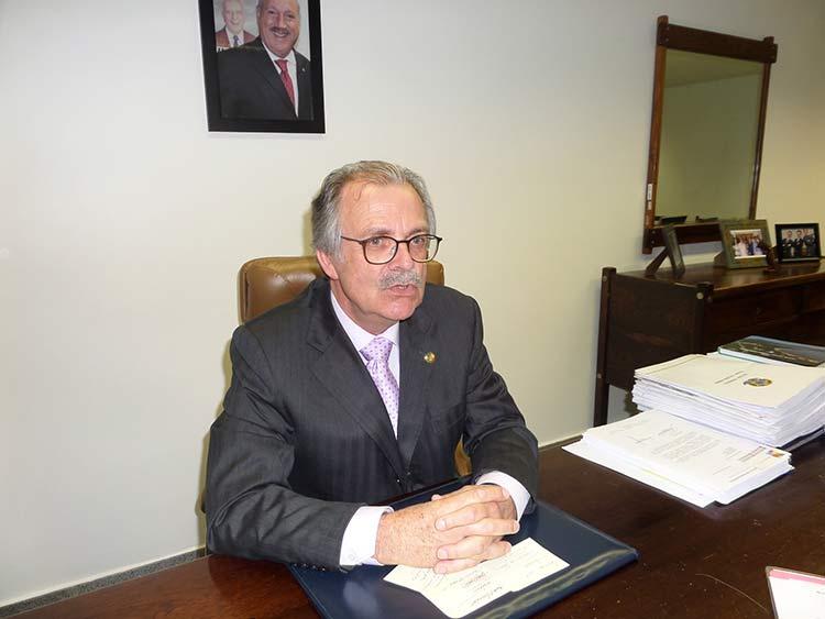 Senador Dalírio Beber