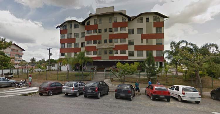 Policlínica Lindolf Bell | Imagem: Google Maps (Street View) | Janeiro 2014