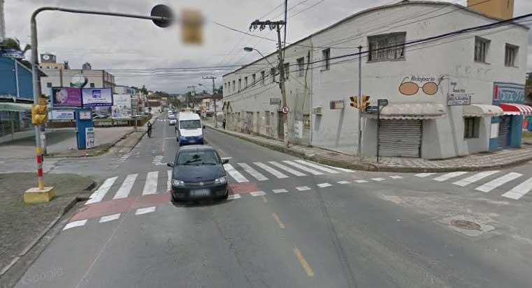 Imagem: Google Maps (Street View) Outubro 2015