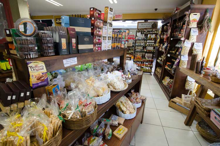 Empório São Jorge teve aumento de 20% nas vendas