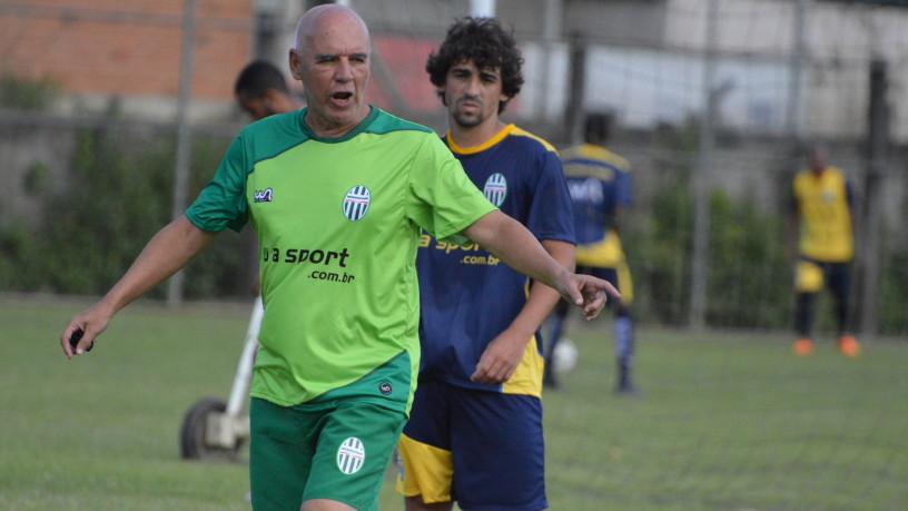 Técnico Valdir Espinosa | Foto: Sidnei Batista