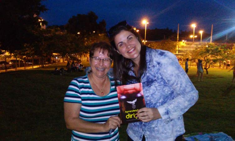 Sorteio do livro Aprendendo a Dirigir, de minha autoria (Márcia Pontes)