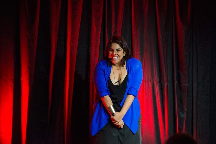 Rafa Cappai fechou o TEDxBlumenauSalon sobre Música | Imagem: Blink Studios