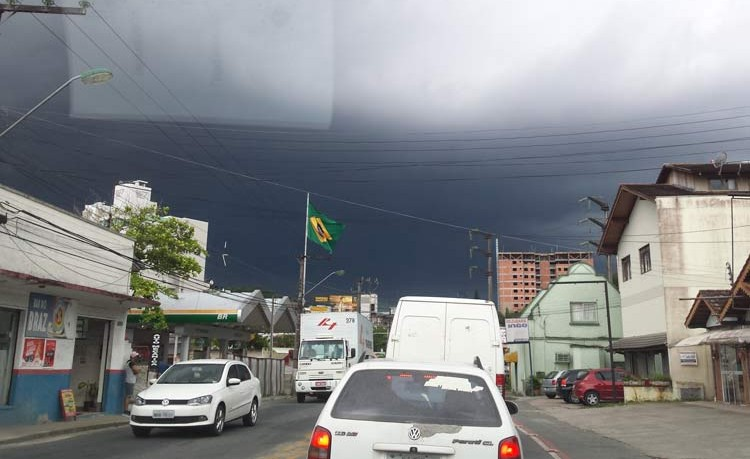 Rua Almirante Barroso, bairro Vila Nova   Foto: Douglas Henrique