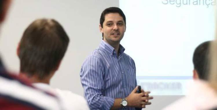 Paulo Silva, especialista da Tracker Segurança em Informação