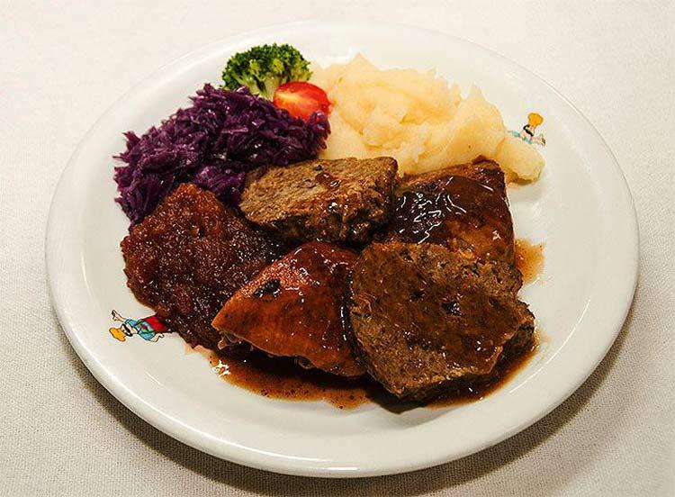 Marreco, uma das atrações da culinária mais consumida nos restaurantes