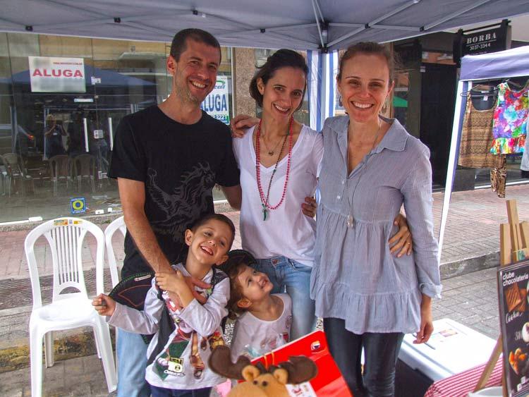 O Clube Chocolateria de Lilian Kreutzfed e do casal Julia e Marlon, surpreende pela fineza e delicadeza dos chocolates.