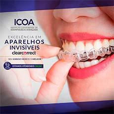 ICOA aparelhos invisíveis 230px